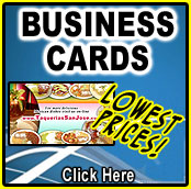 LOW PRICED BUSINESS CARDS