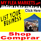 LIST YOUR BUSINESS - MY FLEA MARKET - SHOP - COMPRAR